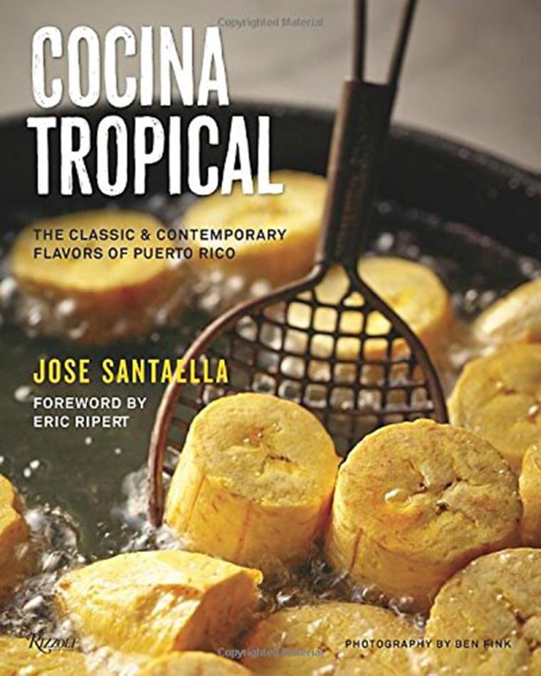 Cocina Tropical book, Rizzoli