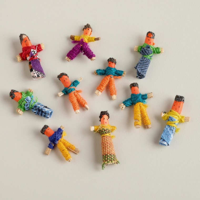 Guatemalan Worry Dolls, from World Market