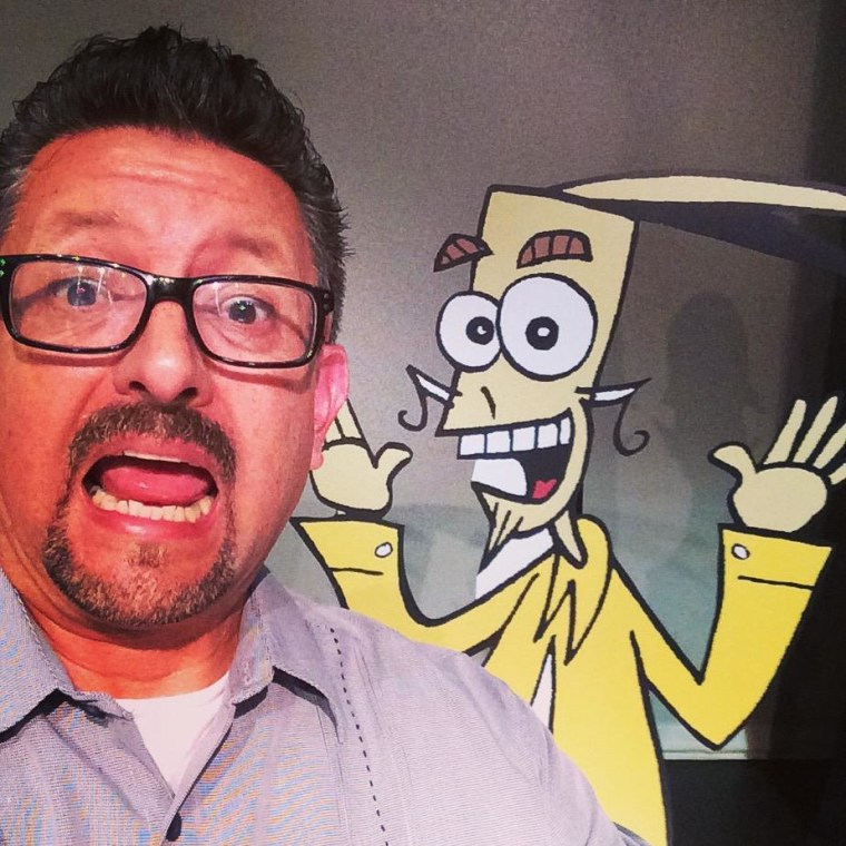 "Lalo Alcaraz is a nationally syndicated Latino political cartoonist and writer on Fox's upcoming ""Bordertown."""