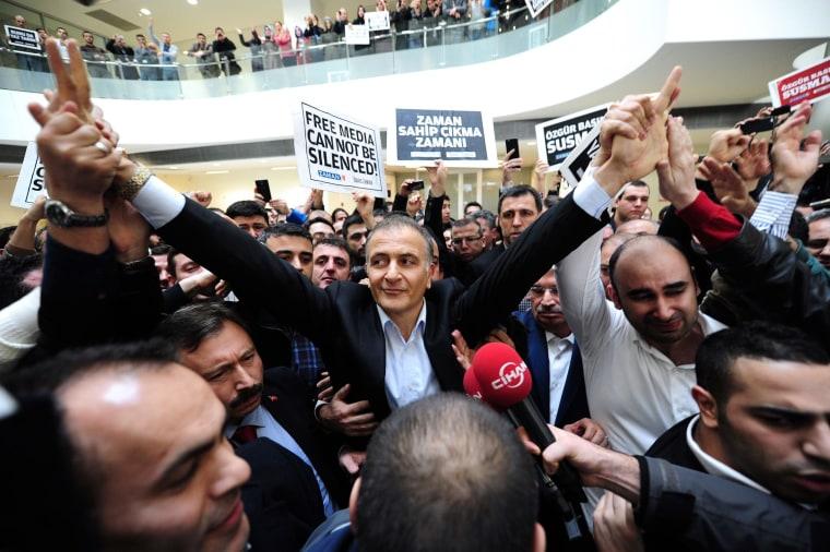 Image: Ekrem Dulmani Gets Arrested
