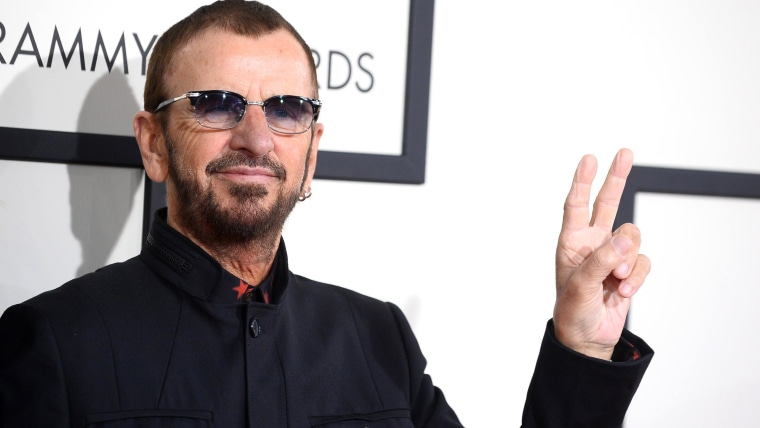 Image: Ringo Starr on Jan. 26