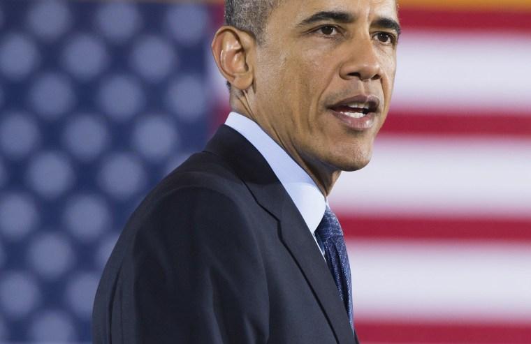 Image: US-POLITICS-OBAMA-TROOPS