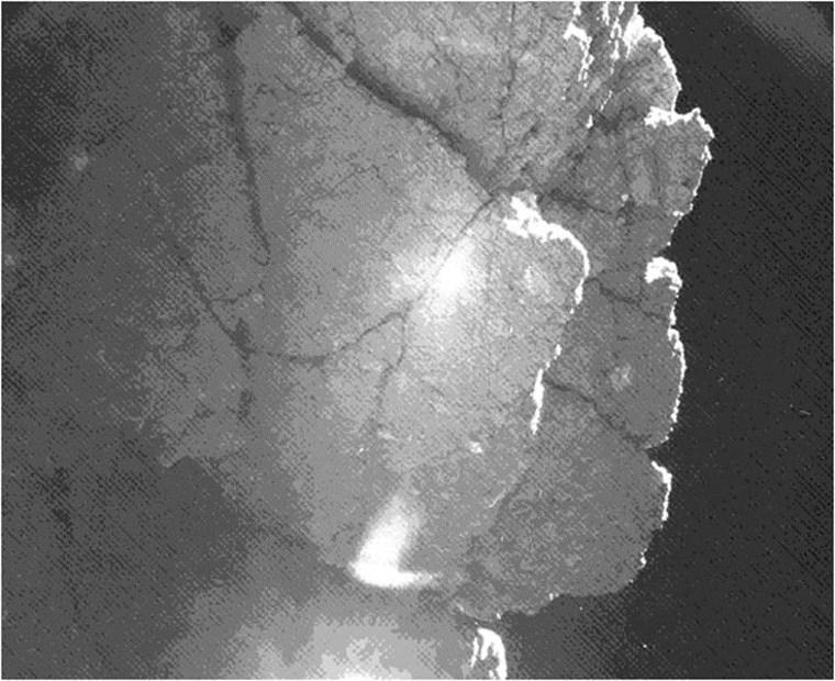 Image: Perihelion Cliff