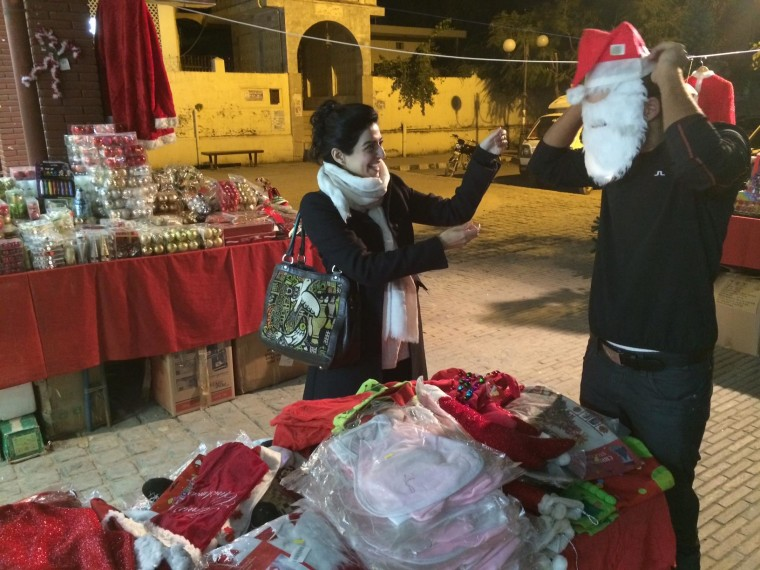 Christmas Is a Big Hit in Islamic Republic of Pakistan