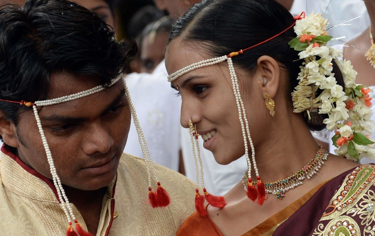 Image: Indian wedding.