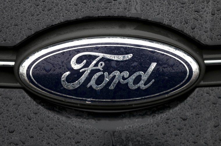 Image: The Ford logo