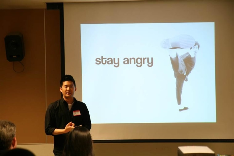 "Phil Yu speaks about his experience writing and editing the ""Angry Asian Man"" blog, one of the most widely-trafficked Asian-American blogs today."