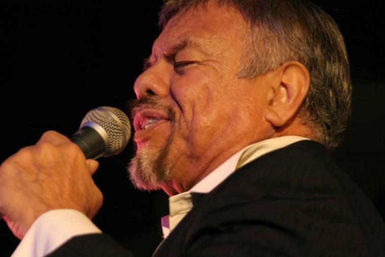 """Tejano singer """"Little Joe"""""""