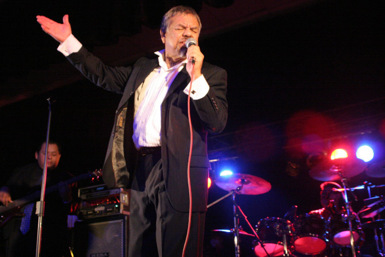 """Tejano singing legend """"Little Joe"""" is the subject of an upcoming documentary."""
