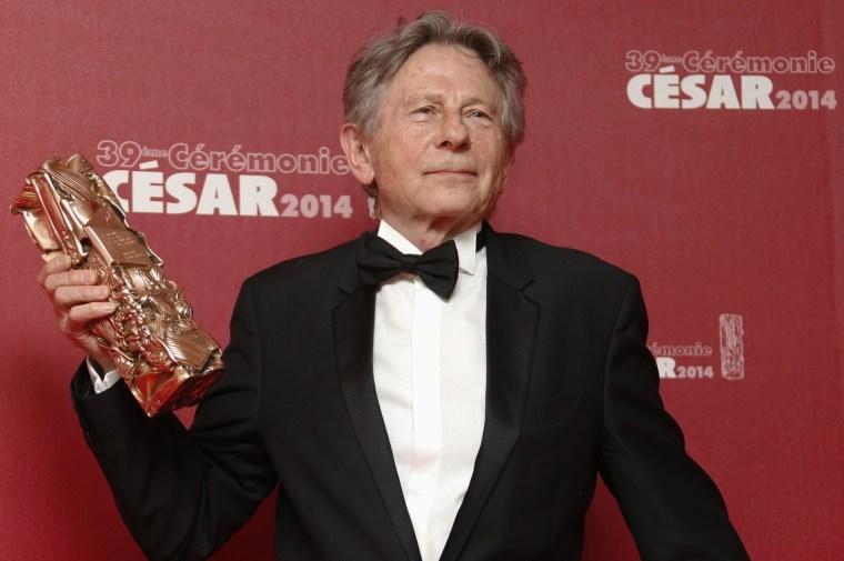Image: File photo of Roman Polanski