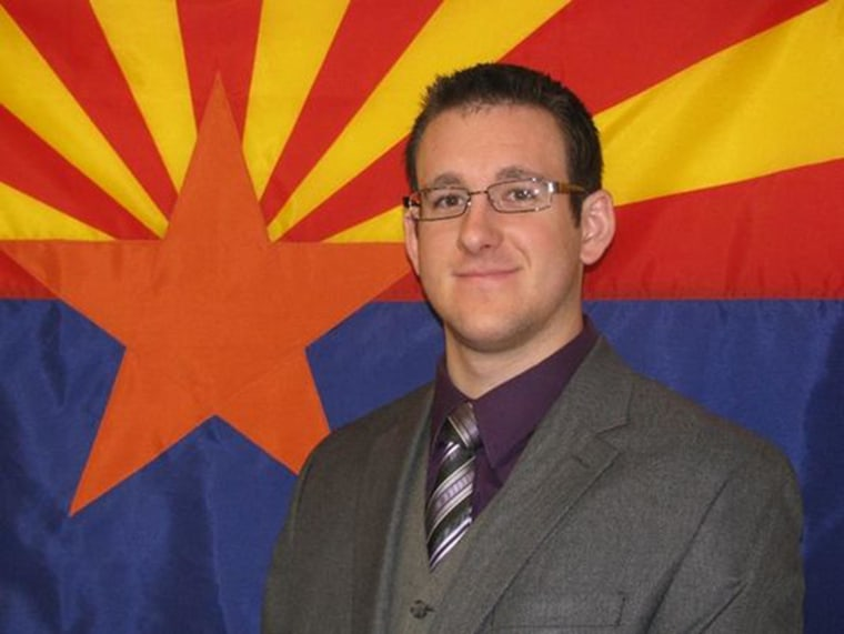 Tyler Stewart, a 24-year-old Flagstaff police officer, died after being shot in the face on Dec. 27.