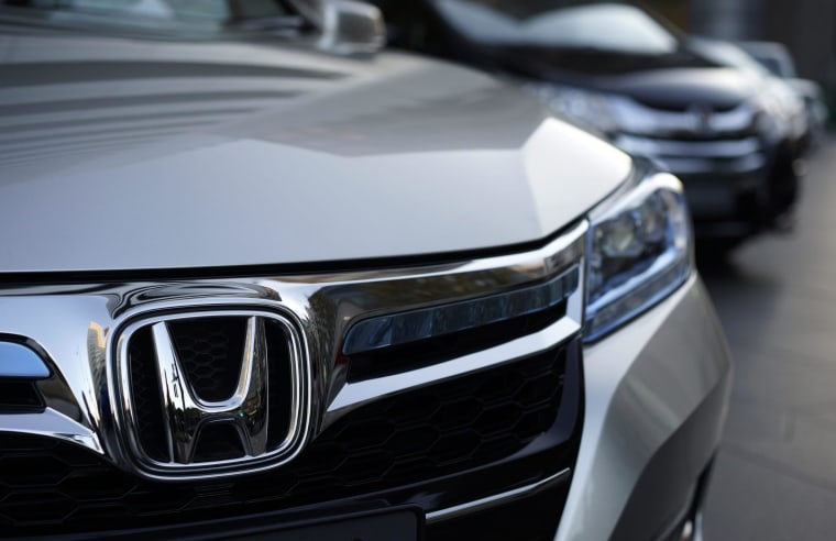 Image: Honda to expand airbag recall globally