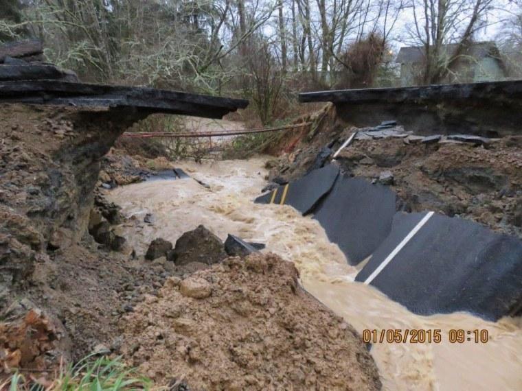IMAGE: Washington mudslides