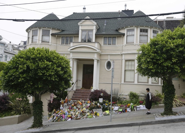 "Image: ""Mrs. Doubtfire"" house"