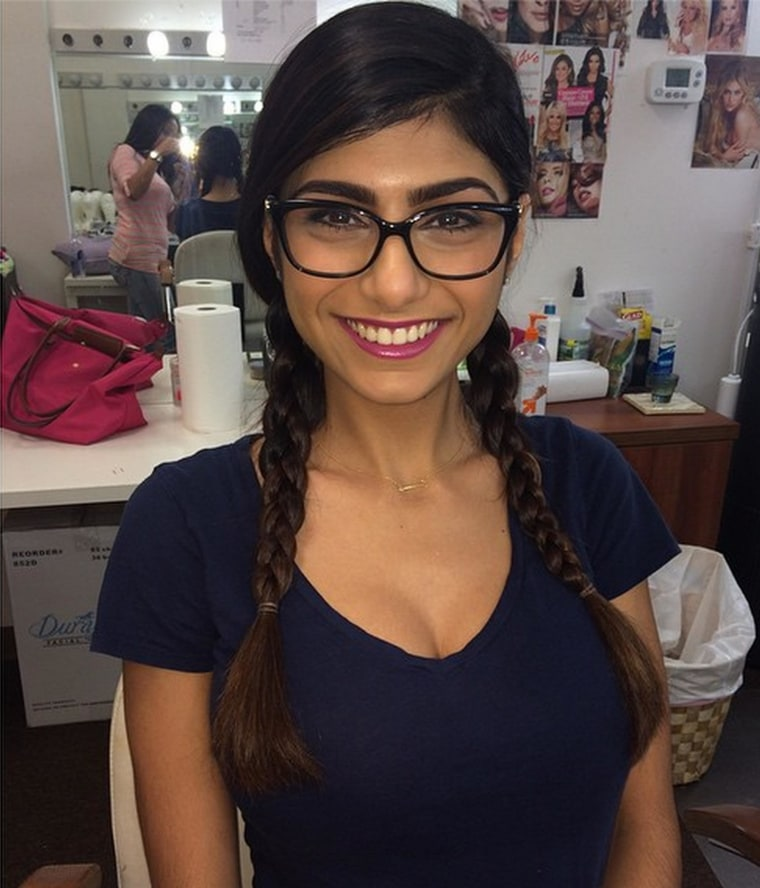 Lebanese Porn Star Mia Khalifa's Rise Divides Her Home Country