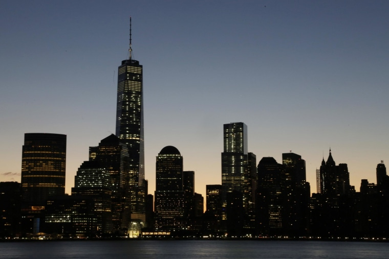 Image: Manhattan skyline