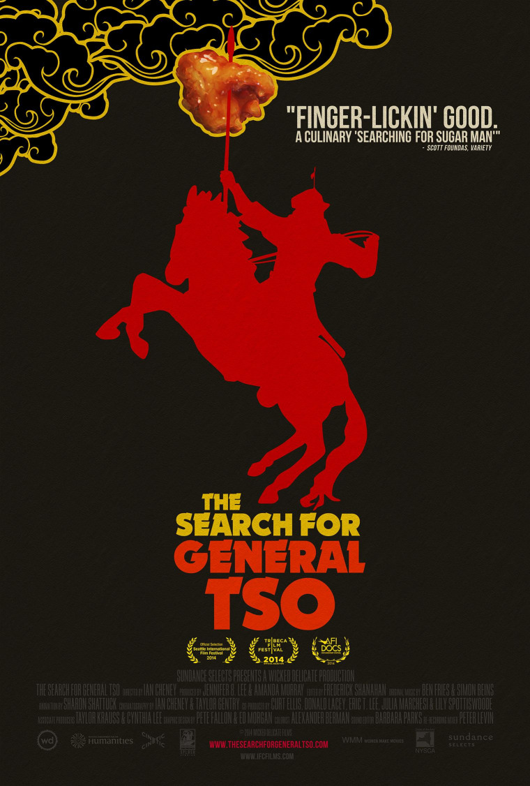 """The Search for General Tso"" opens in theaters January 2015."