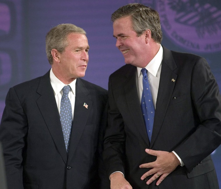 Image: Jeb Bush announces plans to explore running for president in 2016