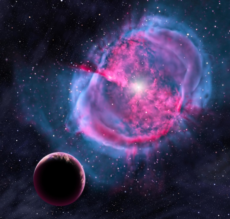 Image: Alien planet