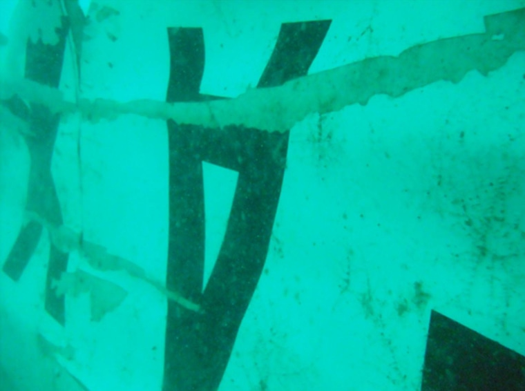 Wreckage from AirAsia 8501