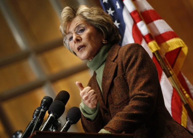Senator Barbara Boxer Calls for Abolishing Electoral College in Wake of Trump Win