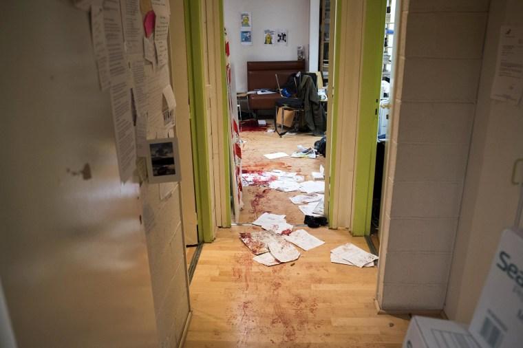 Scenes d'horreur ‡ Charlie Hebdo
