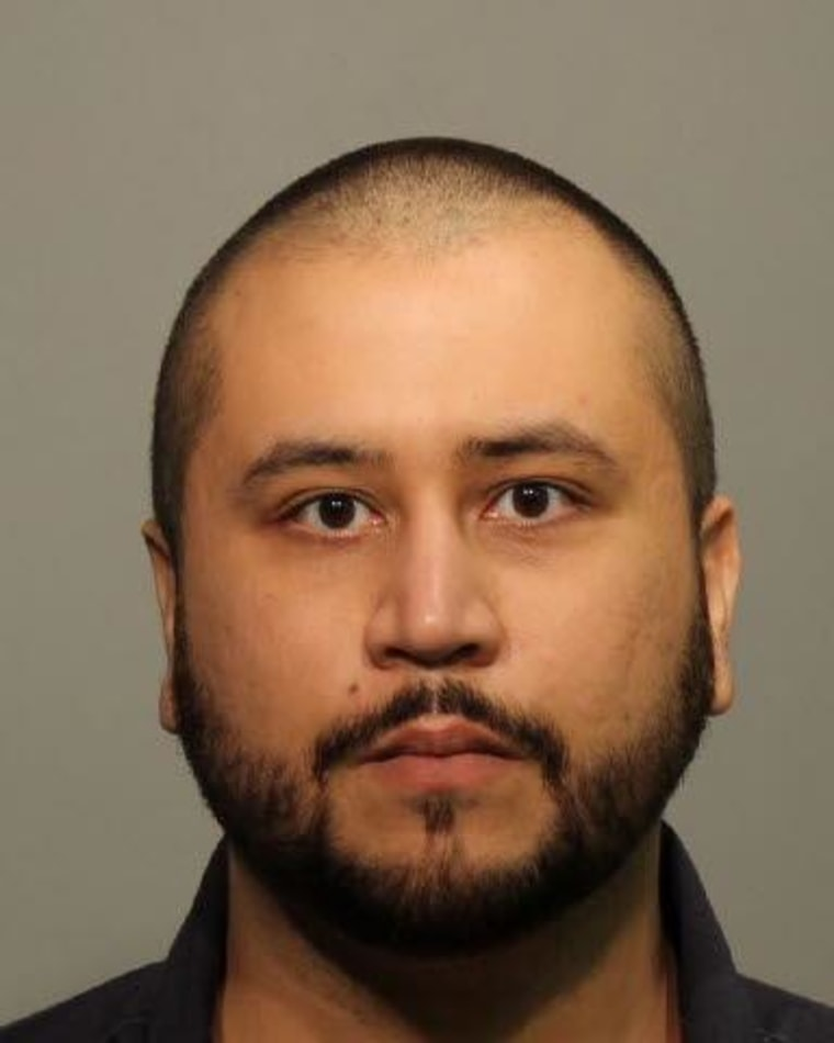 Image: George Zimmerman seen in his Friday, January 9 booking photo