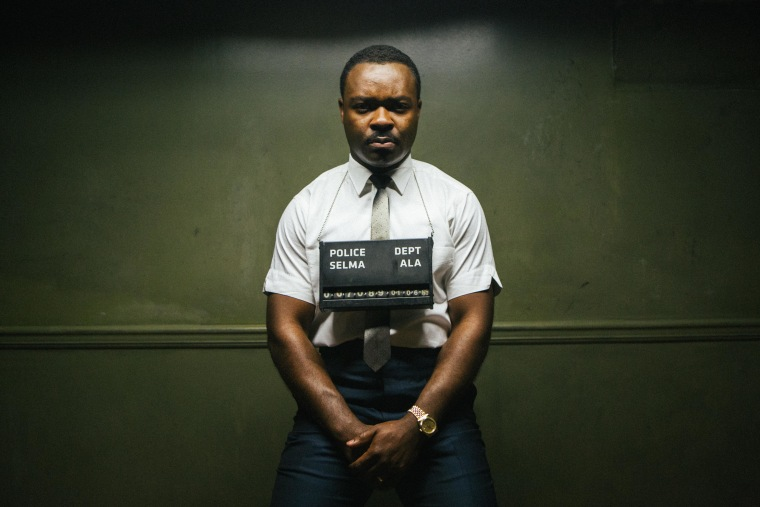 David Oyelowo plays Dr. Martin Luther King, Jr. in SELMA, from Paramount Pictures, Pathé, and Harpo Films. SEL-00305