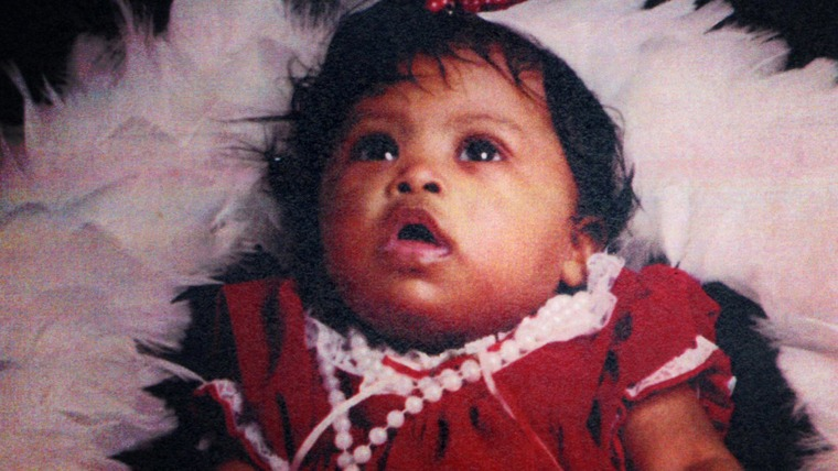 Image: Adrianna Waller, 11 months old, was murdered by Charles Warner on August 22, 1997.