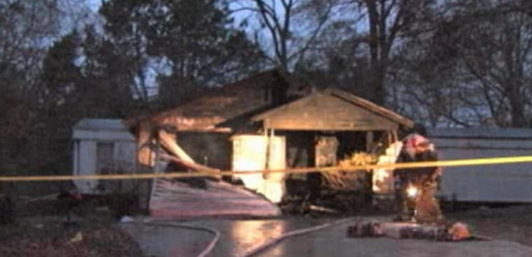 A house fire claimed the lives of two children in Bastrop, Louisiana.