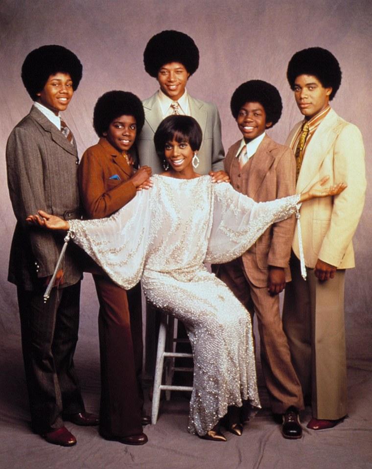 Image: 1992's Jacksons: An American Dream