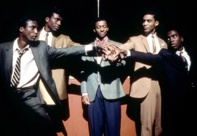 Image:  The Five Heartbeats
