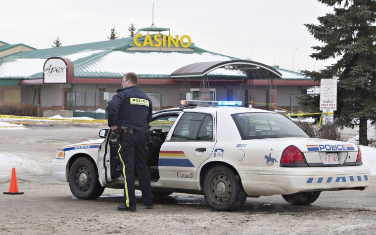 Suspect in Shooting of Canadian Officers Found Dead: Police