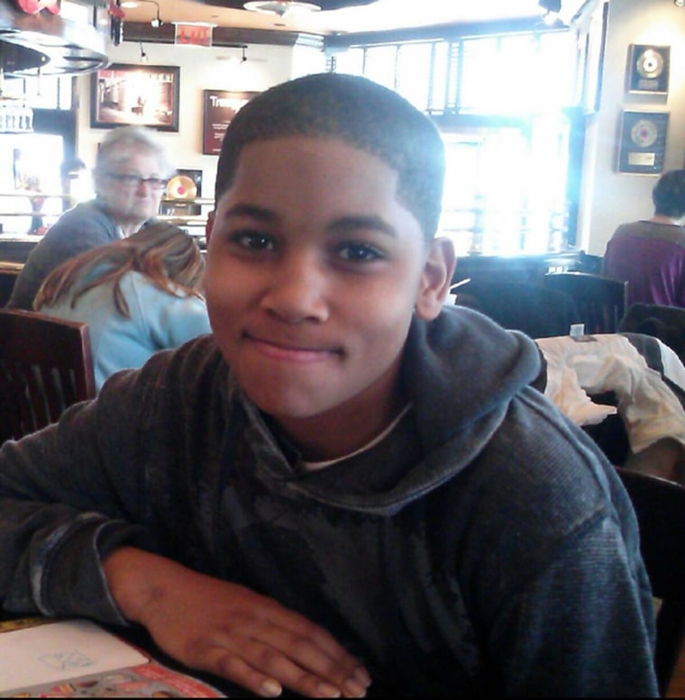 Tamir Rice is seen in this photo distributed by his family's attorney.