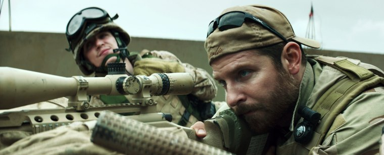 """Image: A scene from """"American Sniper"""""""