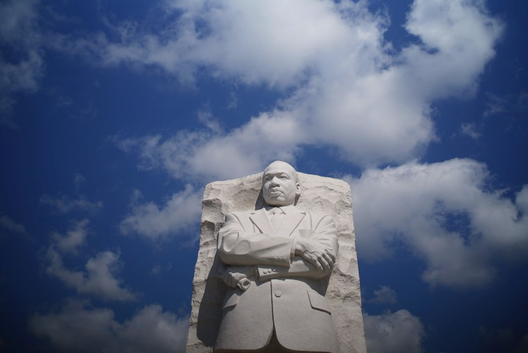 Image: US-HOLIDAY-MARTIN LUTHER KING, JR-FILES