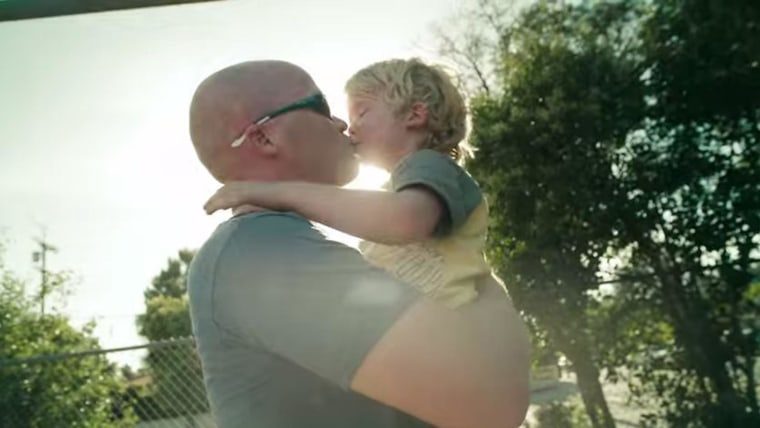 Dove's Super Bowl Ad Is a Tearjerker for the Dads