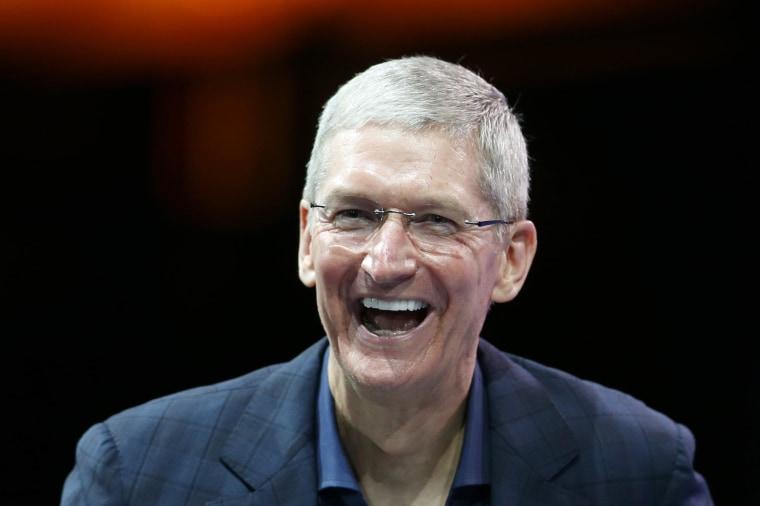 Image: Apple CEO Tim Cook