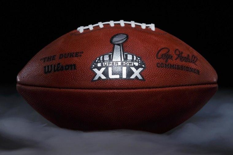 Image: Super Bowl Football