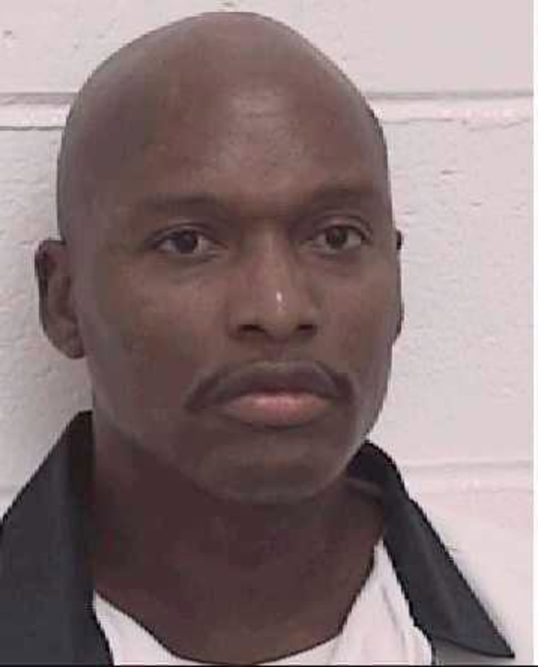 Image: Execution scheduled for mentally disabled man