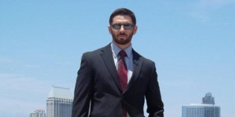 Image: LinkedIn profile picture of David Berry