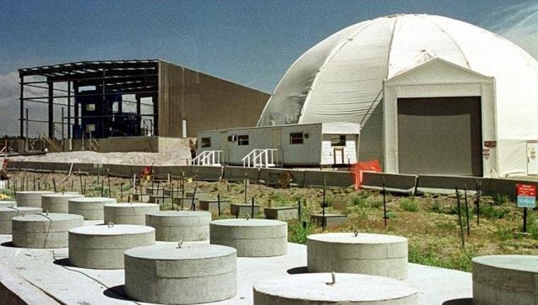 Los Alamos National Laboratory in Los Alamos, New Mexico.