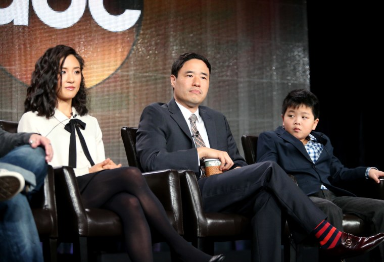 'Fresh Off the Boat' is mired in controversy before a single episode has even aired, as a promotional tweet for the new ABC sitcom draws fire from fans.