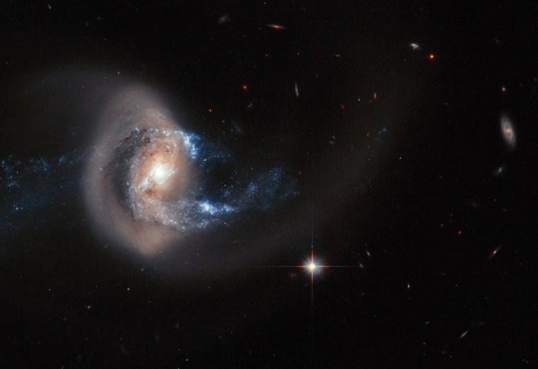 Image: NGC 7714