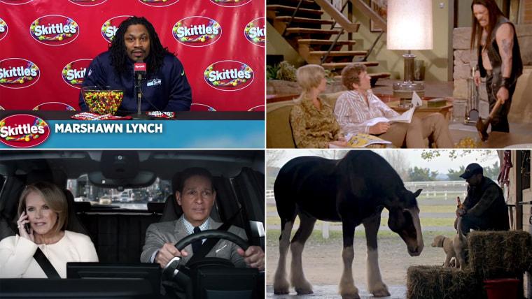Watch 2015 Super Bowl ads