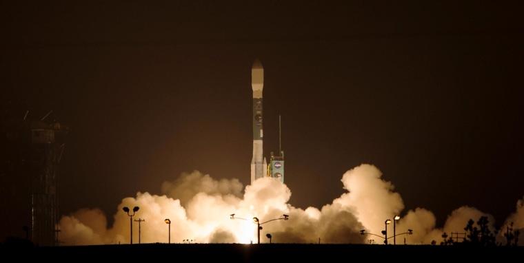 Image: SMAP launch