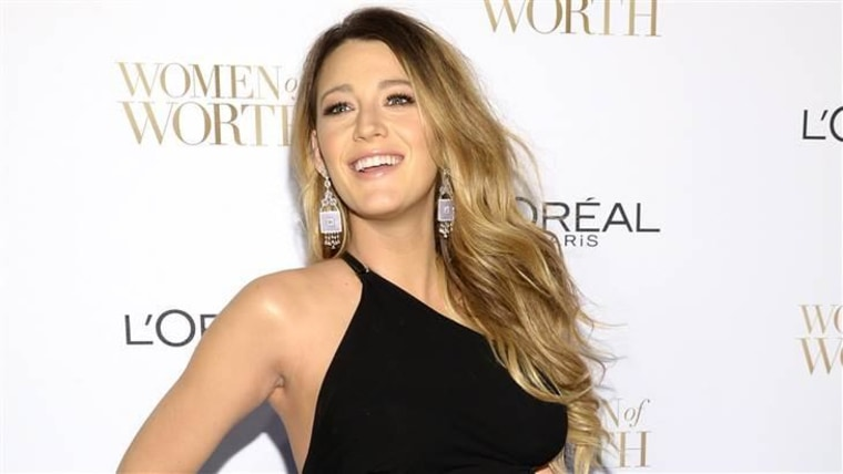 Blake Lively's long locks are beautiful on the red carpet but might not fly as well in the workplace.