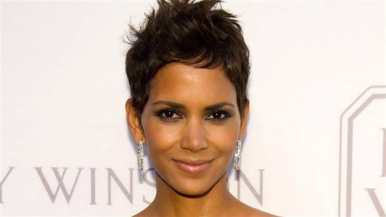 Halle Berry's fit physique might have made more people find her short hair attractive.
