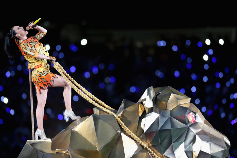 Image: Katy Perry performs onstage