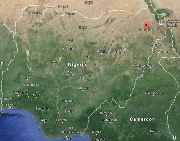 Image: Maiduguri, Nigeria